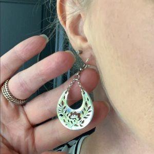 Brighton Earrings & free Brighton Earring Holder